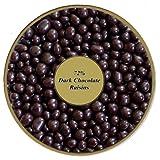 72% Dark Chocolate covered Raisins
