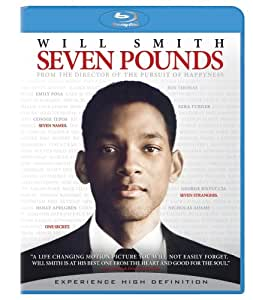 NEW Smith/dawson/harrelson/ealy - Seven Pounds (Blu-ray)