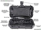 SAFE LOCKER 420–Jet Black. Smell Proof case for
