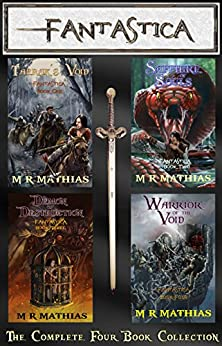 Fantastica: The Complete Four Book Collection by [Mathias, M. R.]
