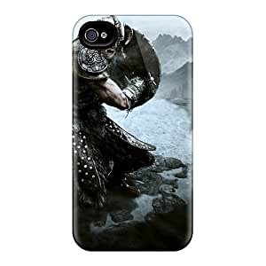 Top Quality Cases Covers For Iphone 6 Cases With Nice Skyrim Appearance