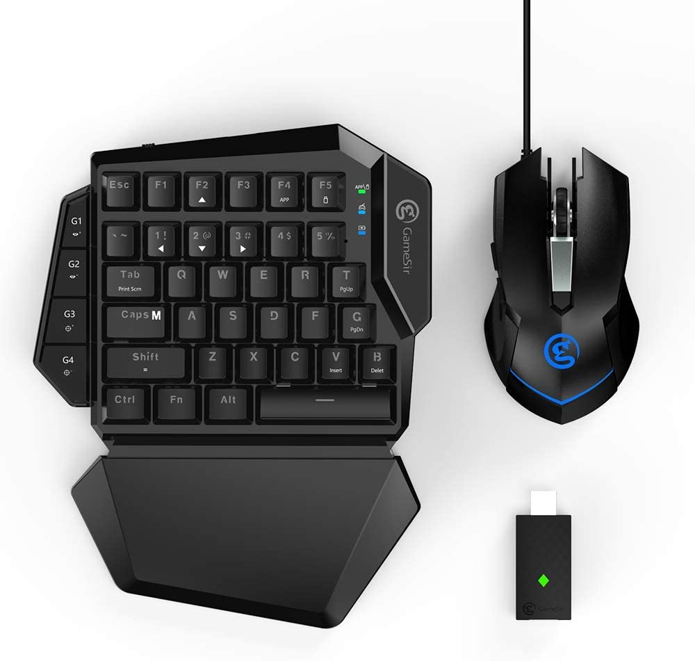 GameSir VX AimSwitch ゲーミングワイヤレスキーボード