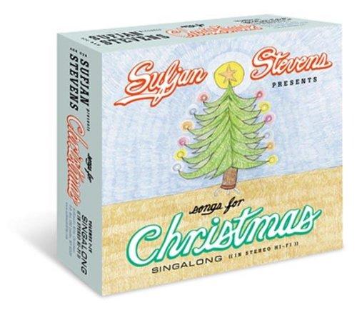 SUFJAN STEVENS - Songs for Christmas - Amazon.com Music