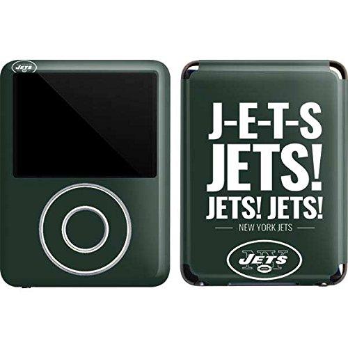 New York Jets iPod Nano (3rd Gen) 4GB&8GB Skin - New York Jets Team Motto | NFL X Skinit Skin (Ipod Jets New Skin York)
