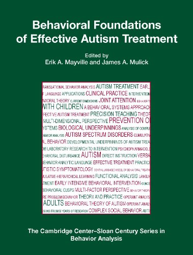 Behavioral Found.Of Effective Autism...