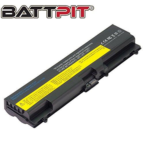 Battpit Replacement for Lenovo IBM Thinkpad E40 E50 0578 L410 L412 L420 L510 L512 L520 Sl410 Sl510 T410 T420 T510 T520 W510 W520 (4400mAh/48Wh)