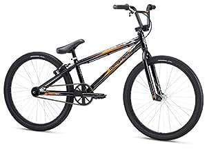 "Mongoose Boys Title 24"" BMX Race Bicycle, Black, One Size"