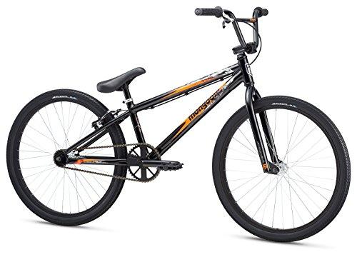 Mongoose Title 24 BMX Race Bikes, 24-Inch Wheels, Multiple Colors