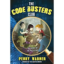 The Secret of the Puzzle Box (The Code Busters Club)