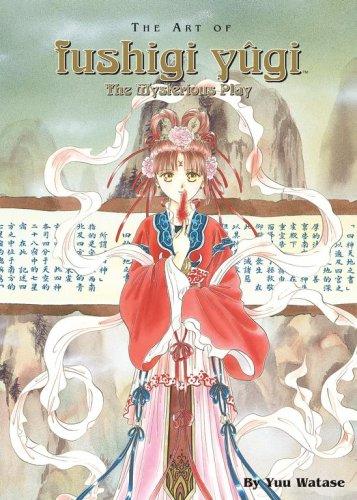 Download The Art of Fushigi Yugi pdf epub