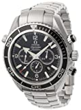 Omega Men's 2210.50.00 Seamaster Planet Ocean Automatic Chronometer Chronograph Watch
