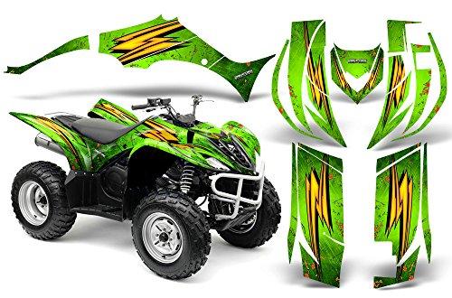 CreatorX Yamaha Wolverine 2006-2012 Graphics Speed Bolts Green Lime -  CXAMZ008389