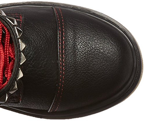 Demonia RIVAL-315 Blk Vegan Leather