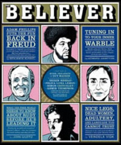 The Believer Issue 5: On Time, All the Time (Vol. 1 No. 5), August 2003 pdf