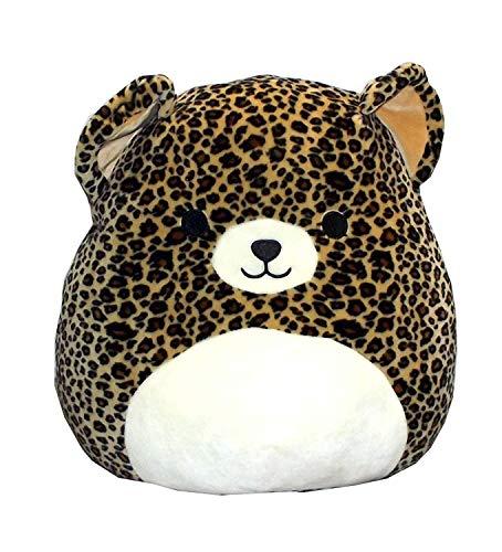 Cheetah Kids - Kellytoy Squishmallows Pillow Plush Toy, 8