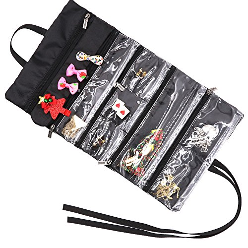 793d60acb We Analyzed 2,746 Reviews To Find THE BEST Roll Up Jewelry Bag
