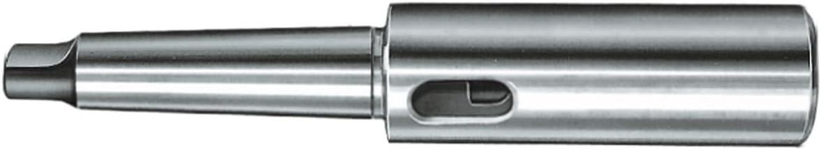 Adaptateur de conique SENRISE MT 2-2//2-3//3-3//1-2//3-4 Morse Taper Extension Manchon de pr/écision Version de foret Outils de r/éduction de per/çage Manchon de mandrin Lathes Machine Part argent