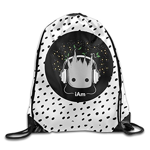 Price comparison product image MissMr I Am Groot Cute Baby Groot Belt Sports Backpack, Fashion Trend,  Polyester Sports Bag, Net Red Part, Men's Handbag, Ladies, Teenager, Adult, Outdoor Work, Office, Lunch Box