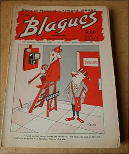 Livres Blagues n° 266 - dans ce numéro Armand Isnard pdf ebook