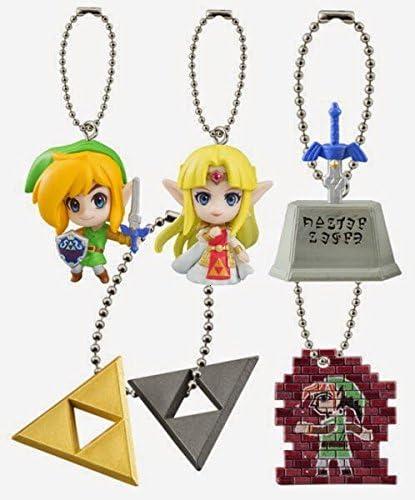 Master Sword The Legend of Zelda A Link Between Worlds Mascot Keychain