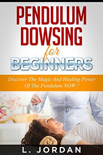 PENDULUM DOWSING Pendulum Beginners divination ebook product image