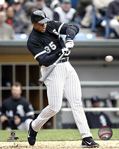 Frank Thomas Chicago White Sox MLB Action Photo (Size: 11