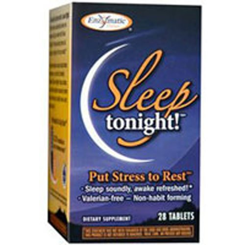 Enzymatic Therapy Sleep Tonight!TM 28 tabs (pack of 6)