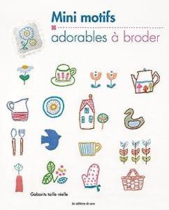 vignette de 'Mini-motifs adorables à broder (Yoko Konno)'