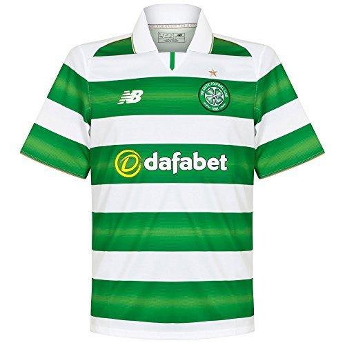 Celtic Jersey Home - New Balance Celtic FC HOME Jersey [WT] (L)