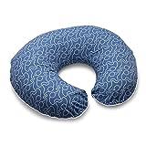 Boppy Pillow Slipcover, Classic Plus Modern Elephants, Blue