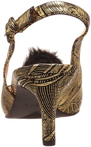 Frank Tailleur Femmes Damonica Pompe Bronze