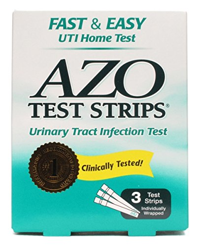 Azo Test Strips - 3 Test Strips Pack of 4 by AZO