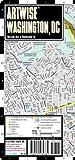 New Artwise Washington, DC, Laminated Museum Map (Streetwise Maps)