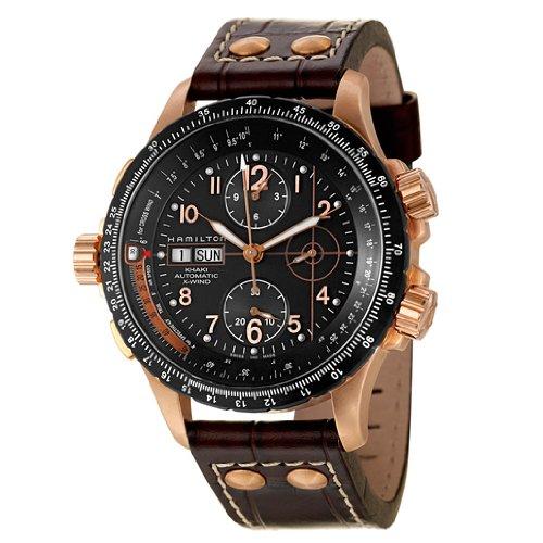 Hamilton Khaki Aviation X-Wind Men's Automatic Watch H77696533