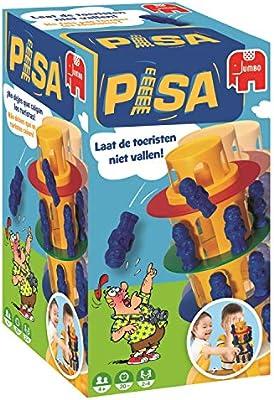 Diset - Juego de mesa, Pisa (108): Amazon.es: Juguetes y juegos
