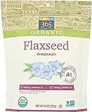 365 Everyday Value, Organic Ground Flaxseed, 14 oz