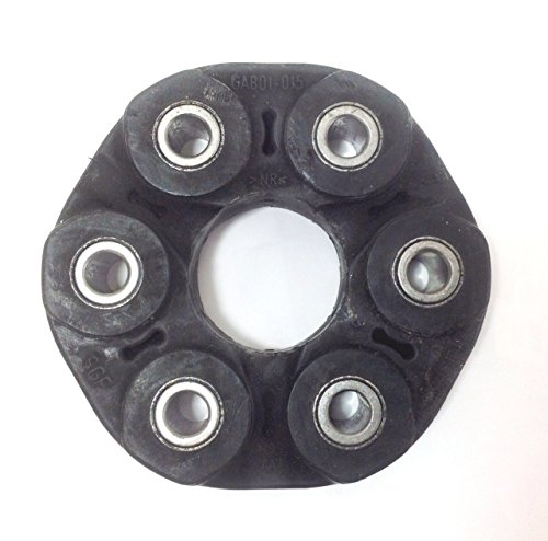 SGF GAB01-015 - OEM German Made Flex Coupler - Bolt Circle 78mm/Bolt Hole 10mm/Bolt Hole Length 28mm