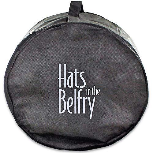 Amazon.com: Belfry - Funda para sombrero plegable: Clothing