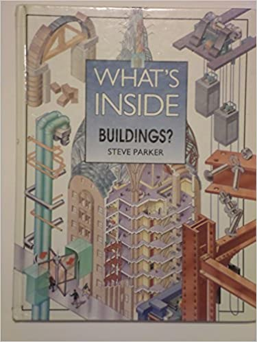 What's Inside Buildings? (What's Inside? (DK Hardcover))