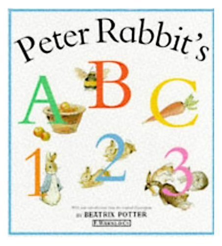 Peter Rabbit's A B C and 1 2 3 ()