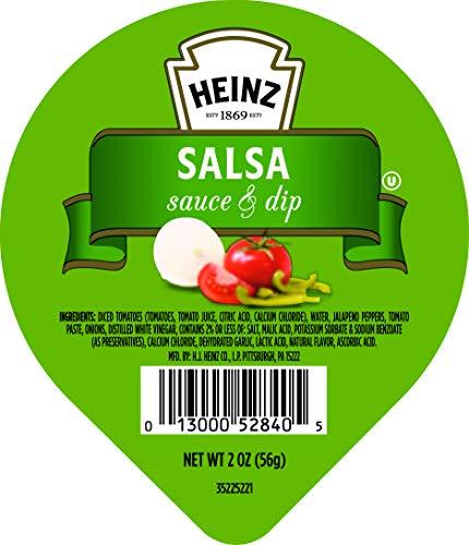 - Heinz Salsa Dip (2 oz Cups, Pack of 60)