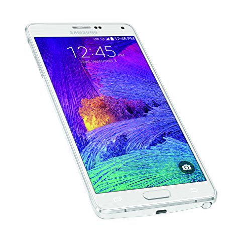Samsung Galaxy Note 4, Frosted White 32GB (Sprint) 4 Brand: Samsung Model: Samsung Galaxy Note 4 Network: Sprint