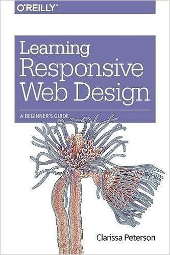 Learning Responsive Web Design: A Beginner's Guide