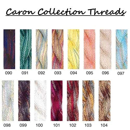 Caron Collections Impressions, Hand-Dyed Threads. Color #091, Blue Spruce