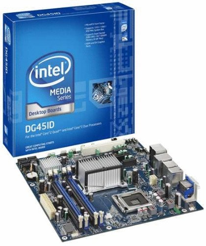 Intel dg45id motherboard drivers free download.