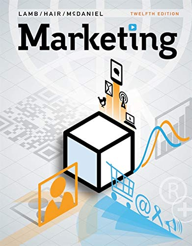 Marketing from Brand: Cengage Learning
