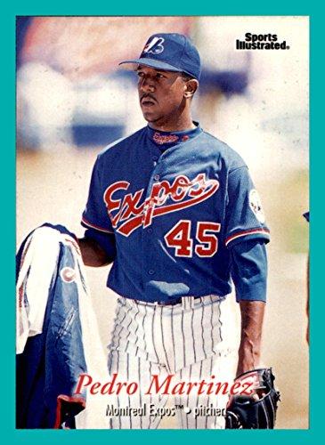 1997 Sports Illustrated #87 Pedro Martinez HOF MONTREAL EXPOS MLB Network Analyst