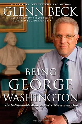 book cover of Being George Washington