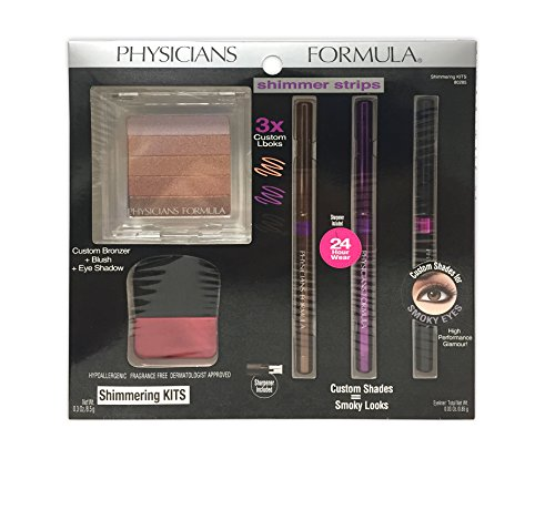 Physicians Formula Shimmering Kits, 0.284 Pound