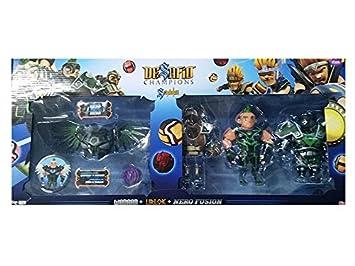 Simba - Figura Sendokai con 3 armaduras: Amazon.es: Juguetes ...